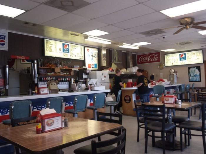 9.Kirby's Sandwich Shop, Sikeston