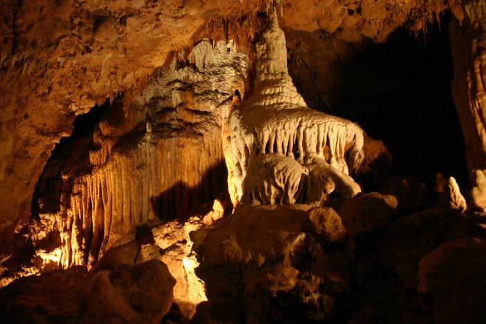 2. Florida Caverns State Park, Marianna