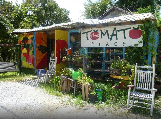 10. The Tomato Place, Vicksburg