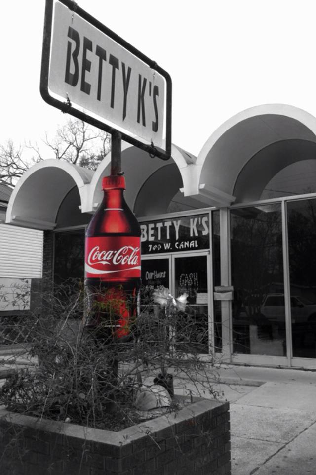 10. Betty K's, Picayune