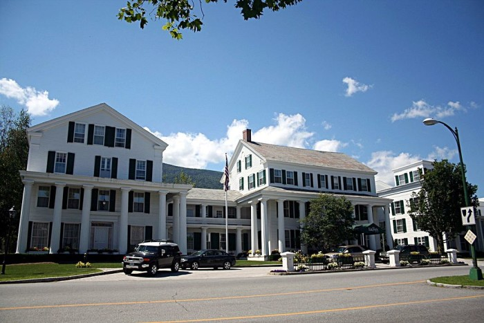 New Hotel In Manchester Vt