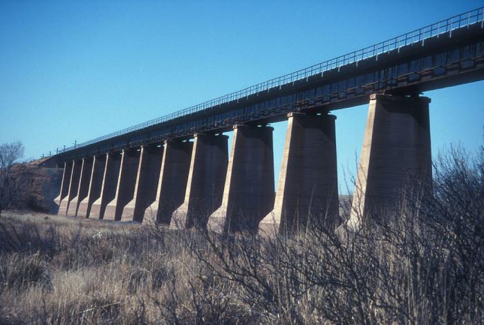 7. Fort Sumner Railroad Bridge, Fort Sumner