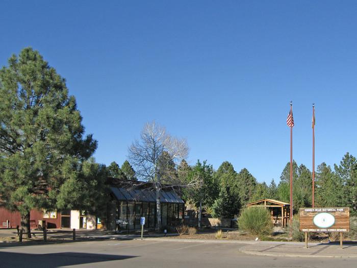 5. Smokey Bear Historical Park, Capitan