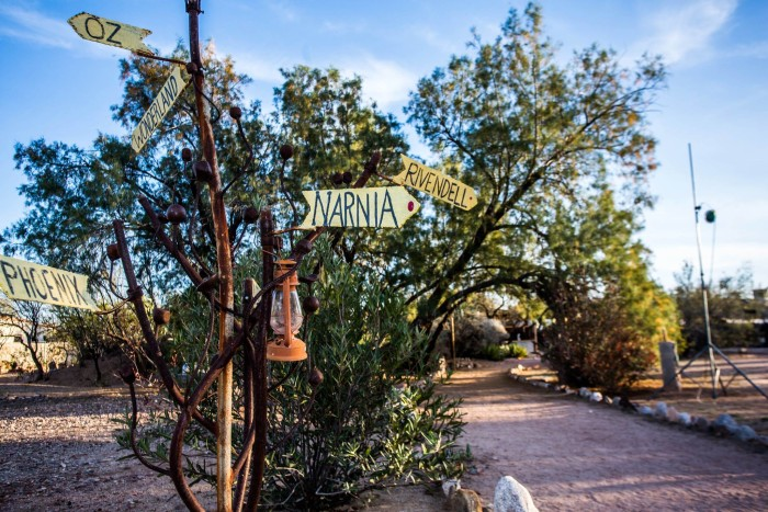 8. Valley of the Moon, Tucson