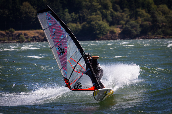 8. The Columbia River Gorge is said to be one of the best places in the world for windsurfing.