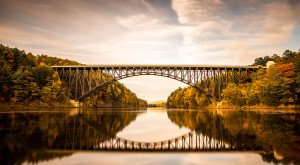 You'll Want To Cross These 19 Amazing Bridges In Massachusetts