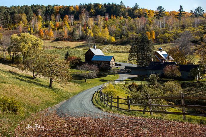 6.  Sleepy Hollow Farm, Woodstock