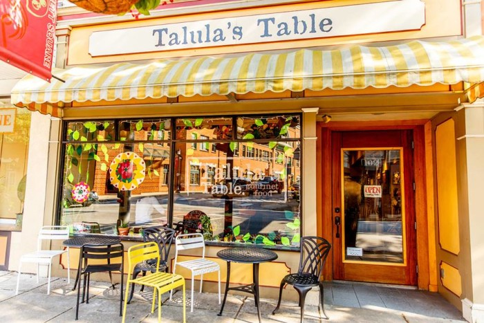 Talula's Table, Kennett Square