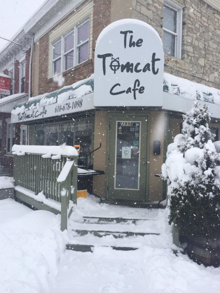 9. The Tomcat Cafe, Sinking Spring