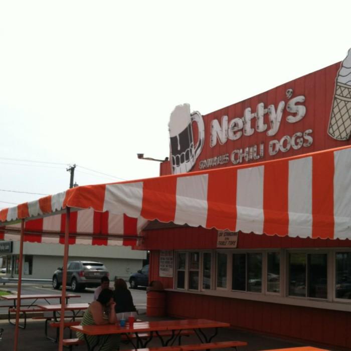 8. Netty's (multiple locations)