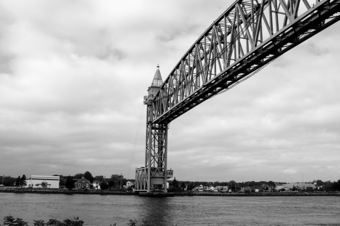 10. Cape Cod Canal Railroad Bridge