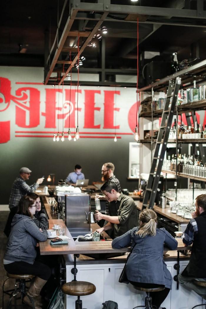 7. Archive Coffee & Bar