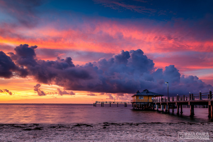 10. We can't live without the dramatic skies and unspoiled beaches like those of Fort De Soto Park in Pinellas County.