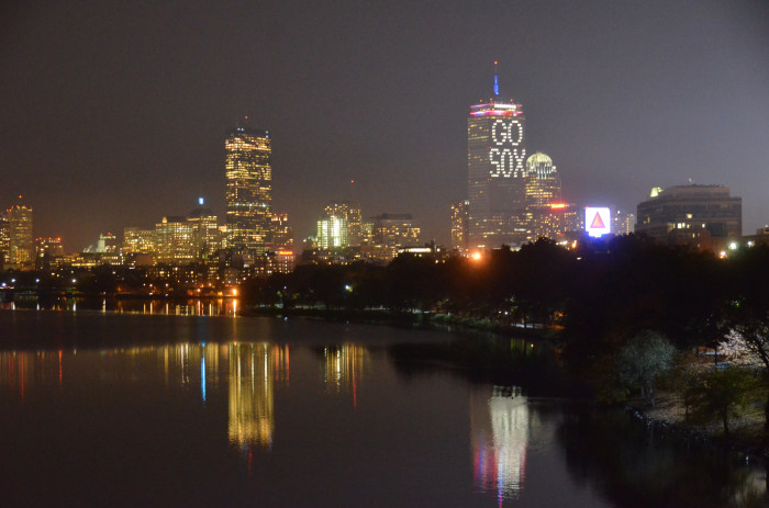 8. We have a love/hate relationship with Boston.