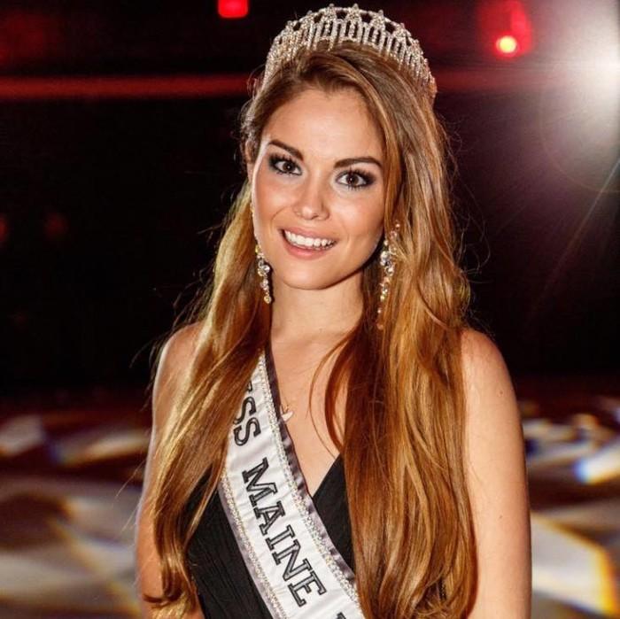 5. Miss Maine USA 2016, Marisa Paige Butler