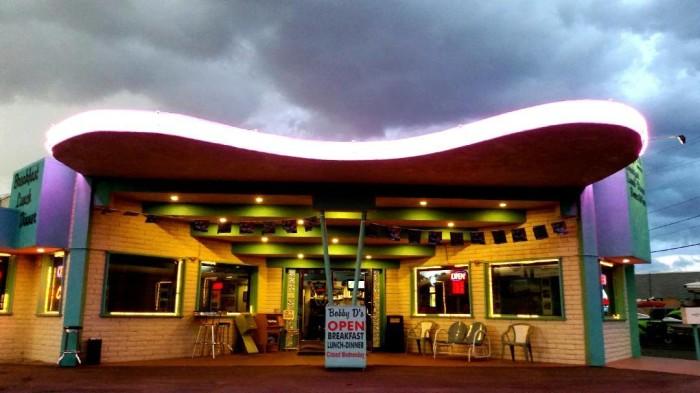 1. Bobby D's Diner, Parker
