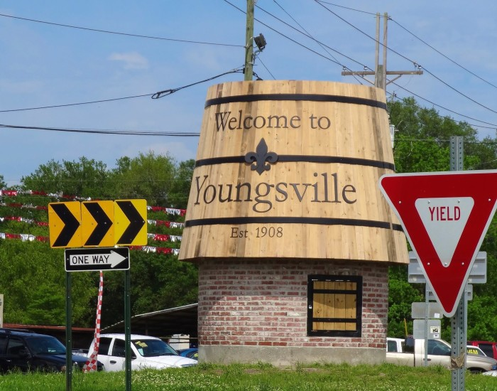 5. Youngsville