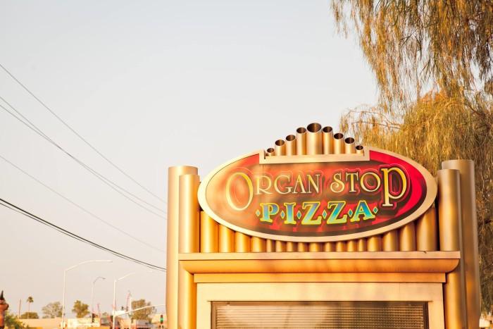 8. Organ Stop Pizza, Mesa