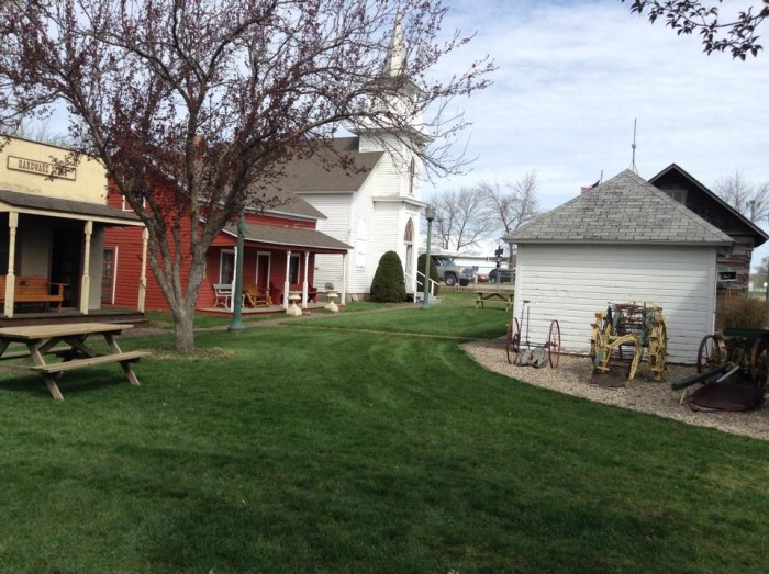 3. Freeborn County Historical Museum, Library & Village