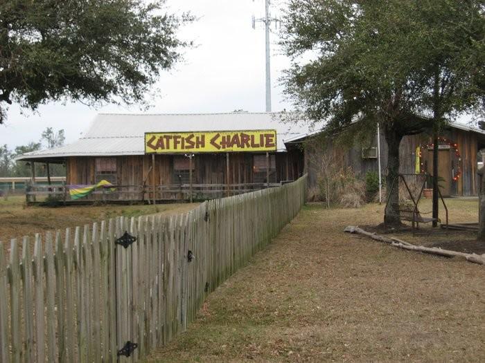 10. Catfish Charlie's, Gulfport