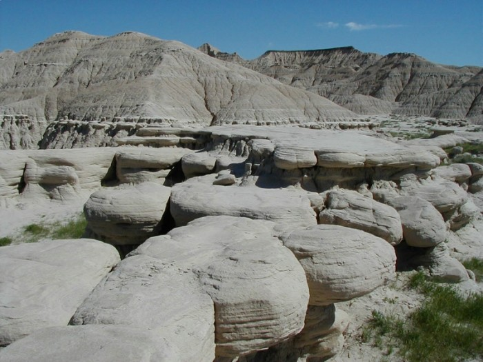 10. Toadstool National Geological Park, Harrison