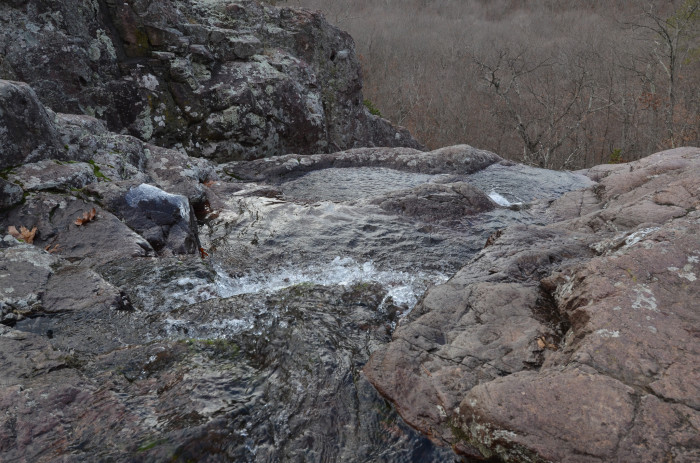 Mina Sauk Falls Pools
