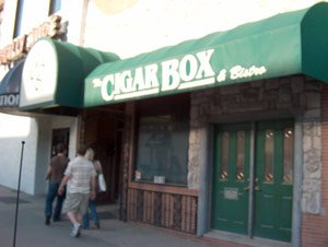 9.	Cigar Box, Kansas City