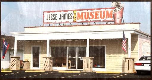 11.Jesse James Wax Museum, Stanton