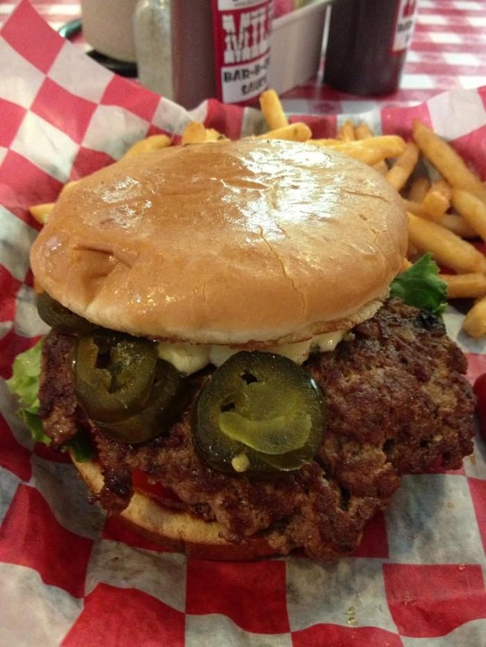 11.3. Danna's BBQ and Burger Shop