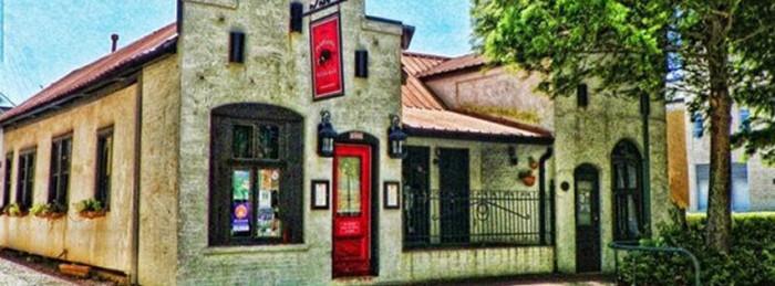 1. Pamplona Tapas Bar & Grill Lafayette, LA