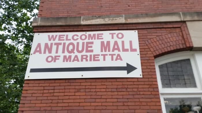6. Antique Mall of Marietta (Marietta)