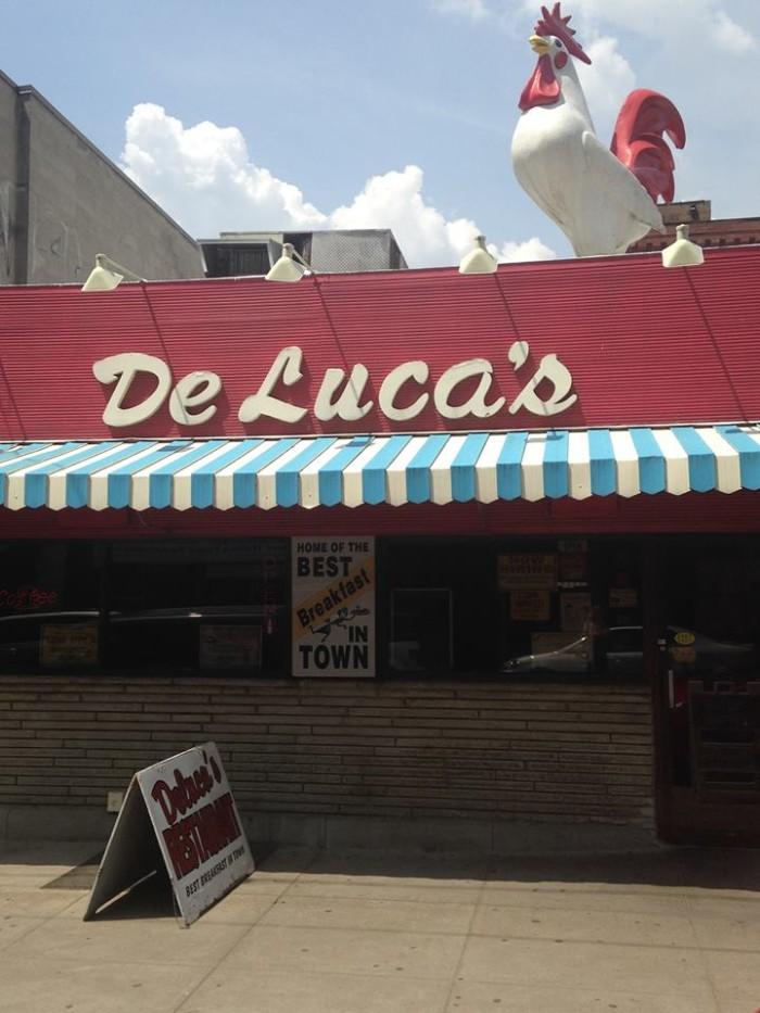 9. DeLuca's Diner, Pittsburgh