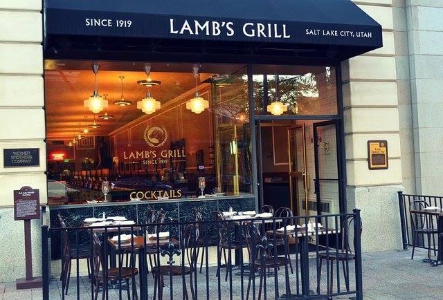2. The Olympic bid idea was born at Lamb's Grill.