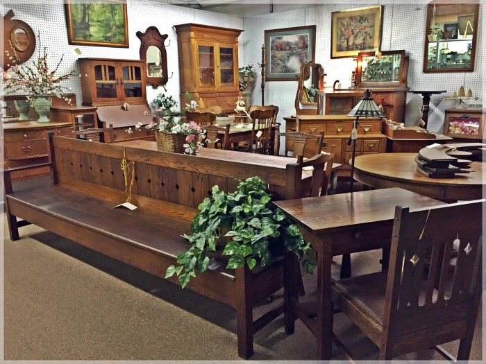 You Can Find Amazing Antiques At These 11 Places In Ohio - The 11 Best Places To Find Antiques In Ohio