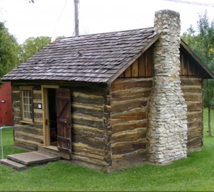 6. Union County Historical Village, Creston