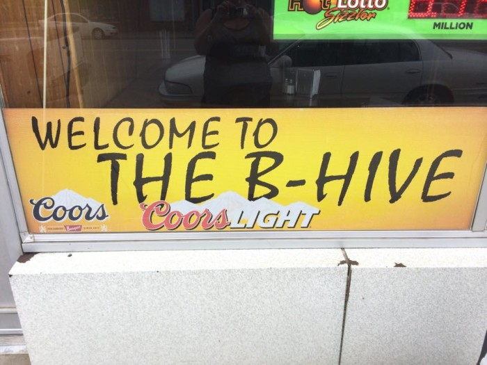 9. B Hive (Colby)