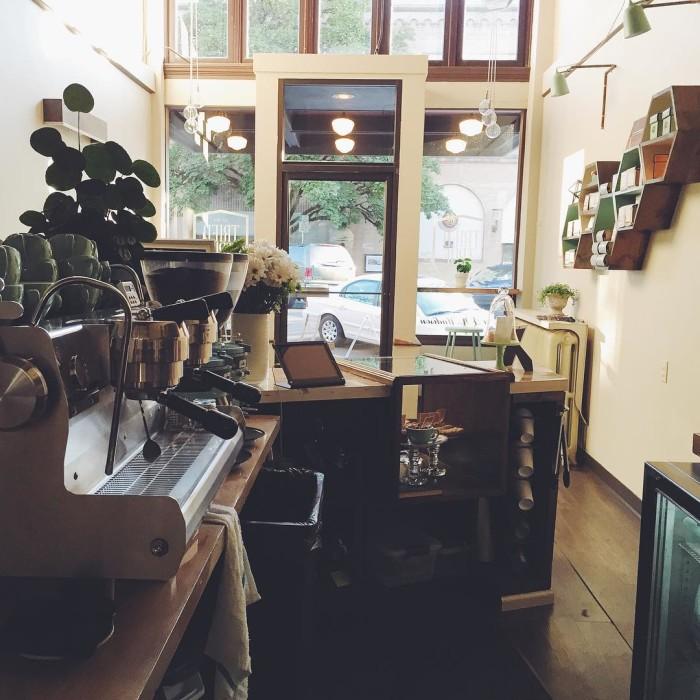 8. Tried & True Coffee