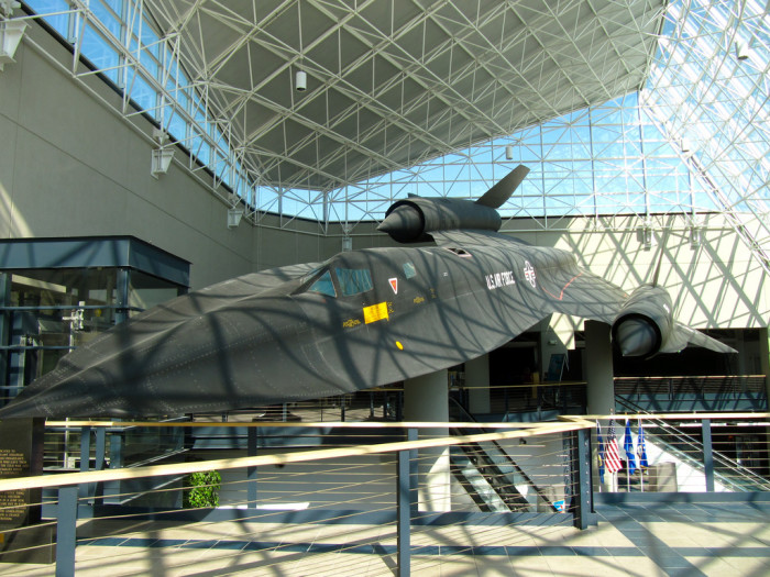 10. Ashland - Strategic Air and Space Museum