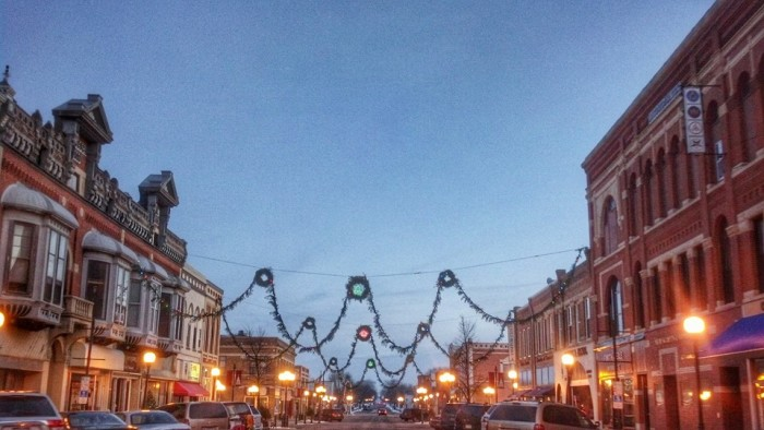 2. New Ulm is dressed up for the holidays, and looking picture perfect!