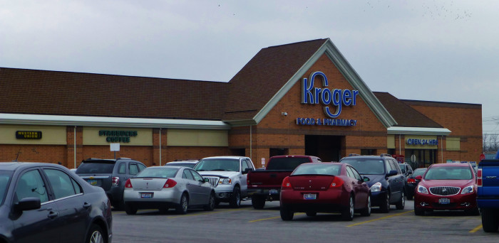 12. Stores such as Meijer, Kroger and JC Penney are referred to in possessive form.