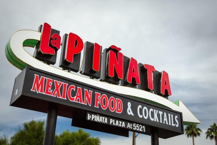 3. La Piñata Mexican Restaurant, Phoenix