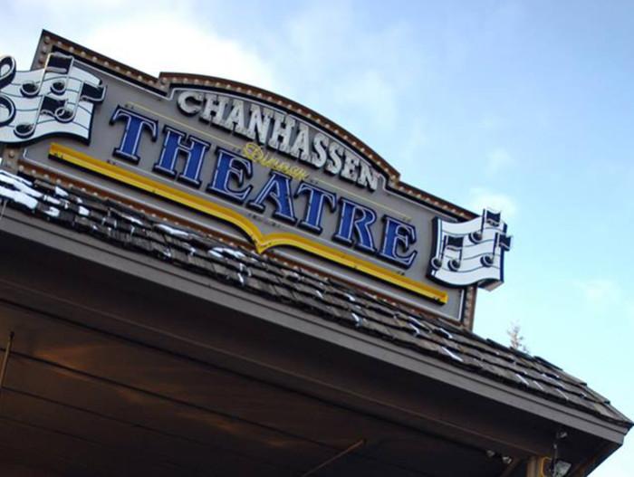 7. Chanhassen Dinner Theatres