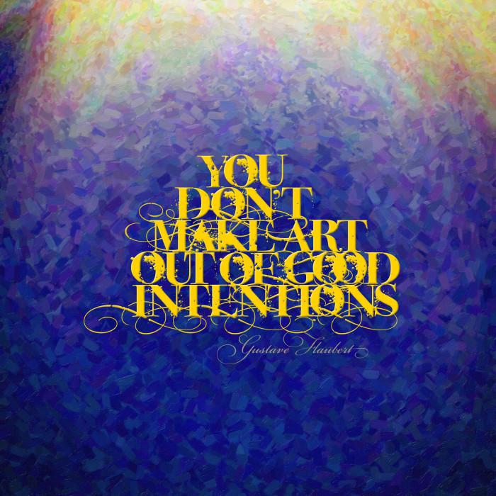 5. Good Intent