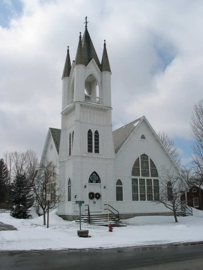9.  Second Congregational Church of Hyde Park