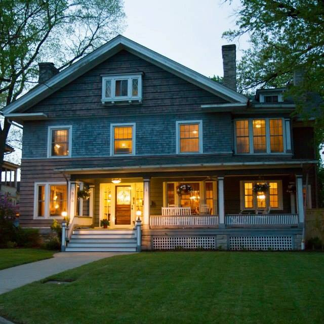 9. Hawthorne Park Bed and Breakfast (Columbus)