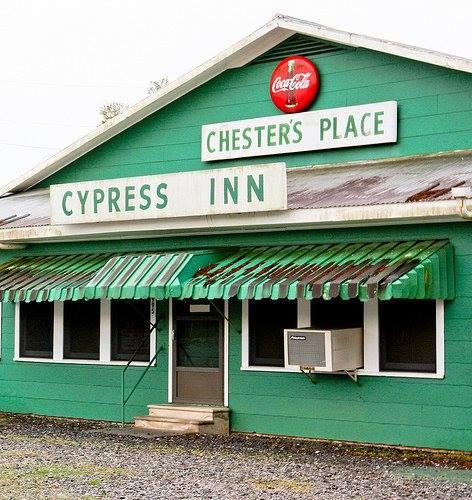 1. Chester's Cypress Inn, Schriever, LA