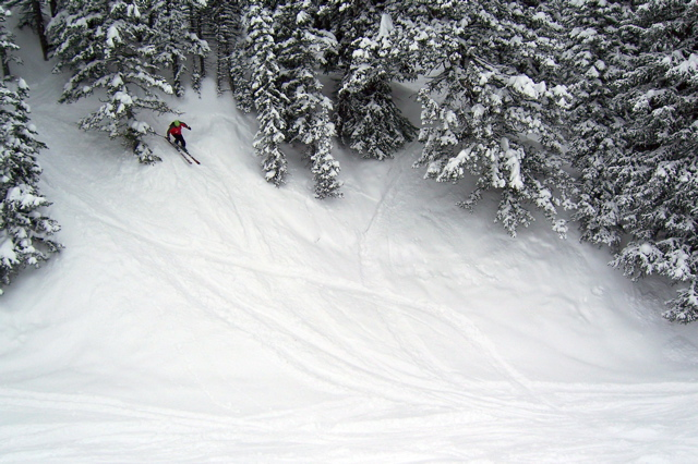 1. Downhill Skiing