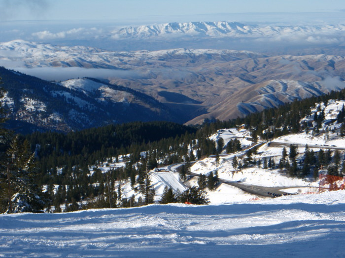Steirman, Idaho in Winter