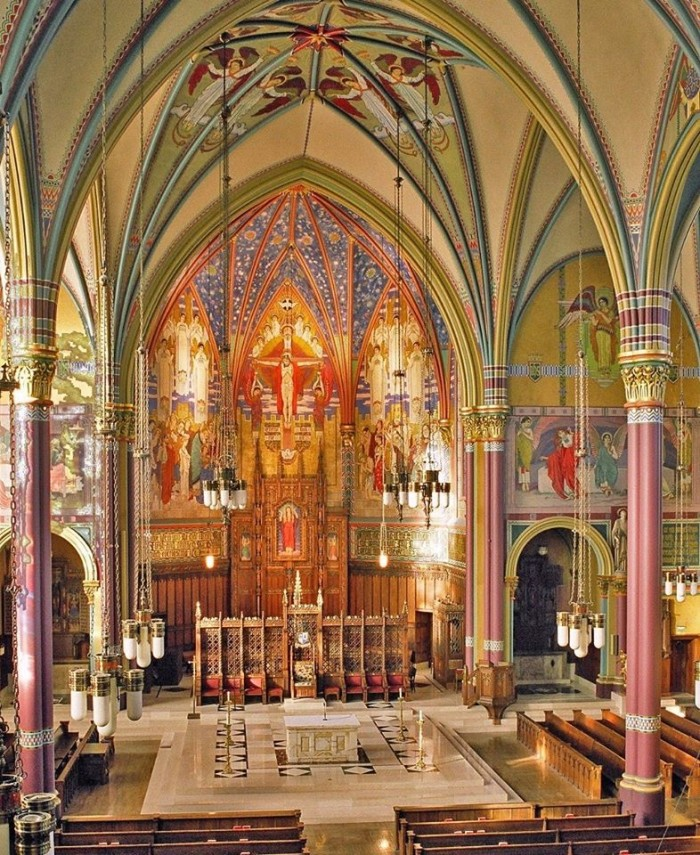 5. The Cathedral of the Madeleine