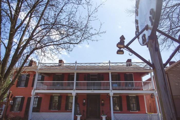 11. The Buxton Inn (Granville)
